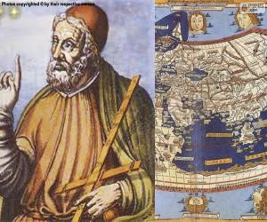 Puzle Claudio Ptolomeu