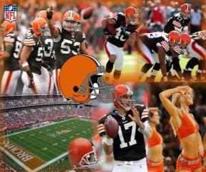 Puzle Cleveland Browns