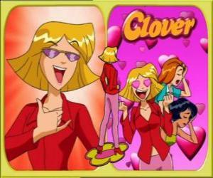 Puzle Clover é a espião mais divertida