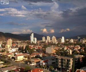 Puzle Cochabamba, Bolívia