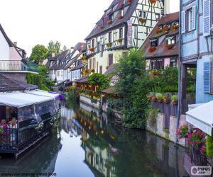 Puzle Colmar, França