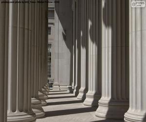 Puzle Colunas
