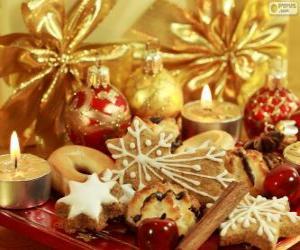 Puzle Cookies de Natal