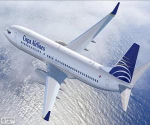 Puzle Copa Airlines é a companhia aérea internacional do Panamá