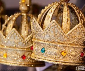 Puzle Coroa de rei