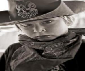Puzle Cowboy novo