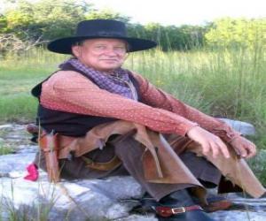 Puzle Cowboy