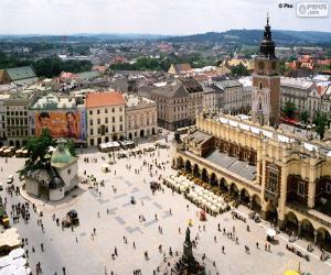 Puzle Cracóvia, Polónia