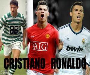 Puzle Cristiano Ronaldo