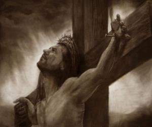 Puzle Cristo crucificado
