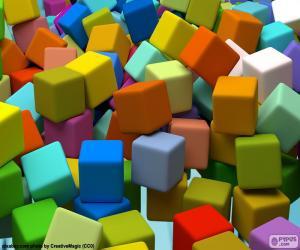 Puzle Cubos