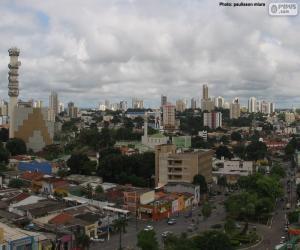 Puzle Cuiabá, Brasil