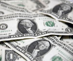 Puzle Dólar de E.U.