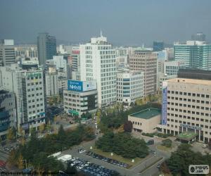 Puzle Daejeon, Coreia do Sul