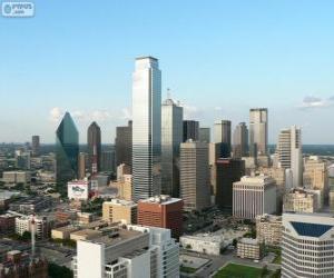 Puzle Dallas, Estados Unidos