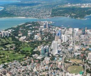 Puzle Dar es Salaam, Tanzânia
