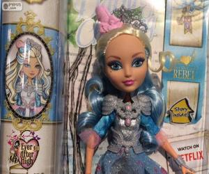 Puzle Darling Charming, Ever After High