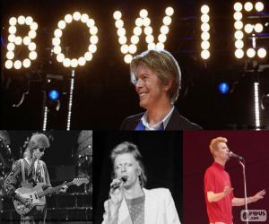 Puzle David Bowie (1947 - 2016)