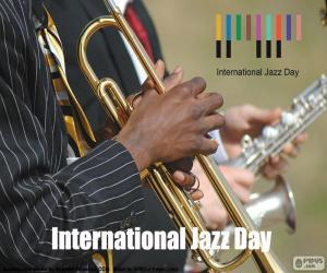 Puzle Dia do Jazz internacional