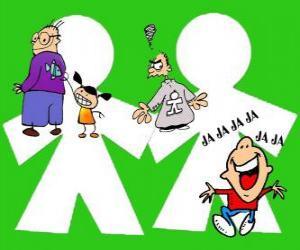 Puzle Dia dos Santos Inocentes, 28 de dezembro é comemorado por piadas ou brincadeiras em Espanha e alguns países da América Latina