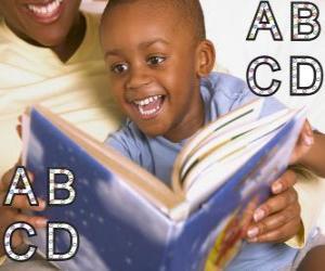 Puzle Dia Internacional da Alfabetização, 8 de setembro