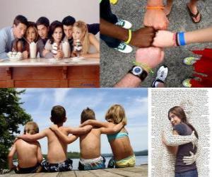 Puzle Dia Internacional da Amizade, 30 de julho