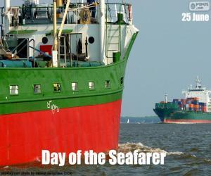 Puzle Dia Internacional do Marítimo