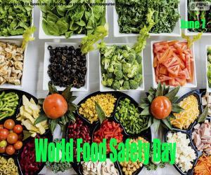 Puzle Dia Mundial da Segurança Alimentar