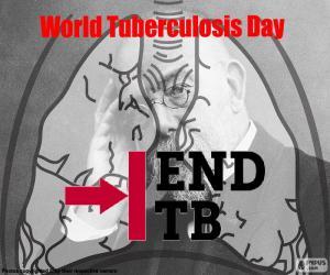 Puzle Dia Mundial da tuberculose