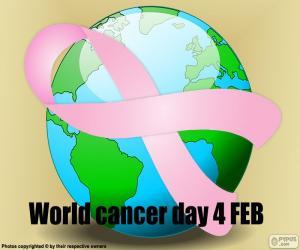 Puzle Dia Mundial do Cancro