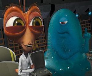 Puzle Dr. Barata e Bob