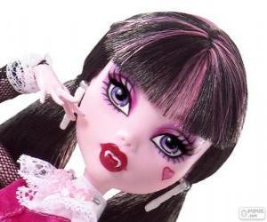 Puzle Draculaura de Monster High