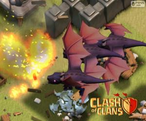 Puzle Dragões 2, Clash of Clans