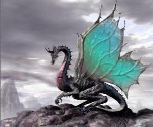 Puzle Dragão alado