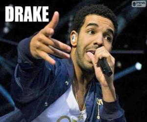 Puzle Drake, rapper canadense