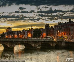 Puzle Dublin, Irlanda