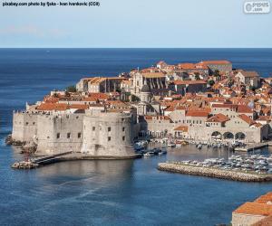 Puzle Dubrovnik, Croácia