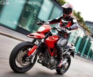 Puzle Ducati Hypermotard 1100EVO 2013