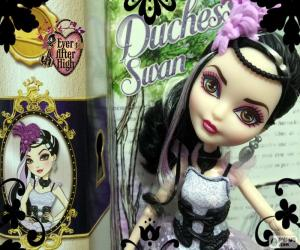 Puzle Duchess Swan Ever After High