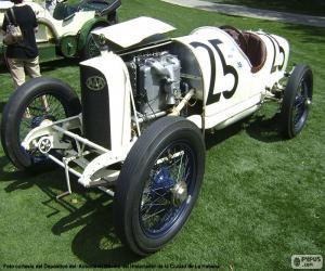Puzle Duesenberg Indianapolis Racer 1915