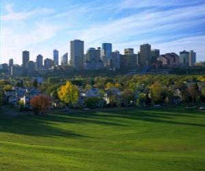 Puzle Edmonton, Canadá