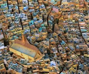 Puzle El Atteuf, Argélia