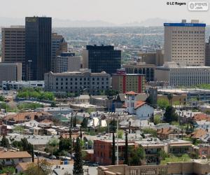 Puzle El Paso, Estados Unidos