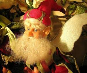 Puzle Elfo de Natal