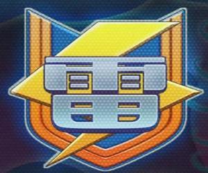 Puzle Emblema da equipe de Raimon