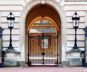 Puzle Entrada para o Palácio de Buckingham
