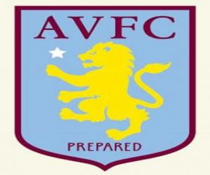 Puzle Escudo de Aston Villa F.C.