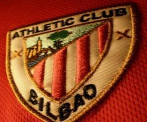 Puzle Escudo de Athletic Club - Bilbao -