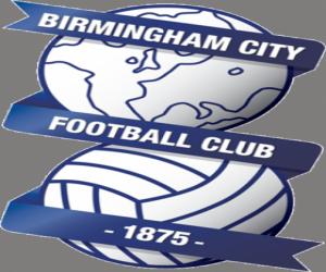 Puzle Escudo de Birmingham City F.C.