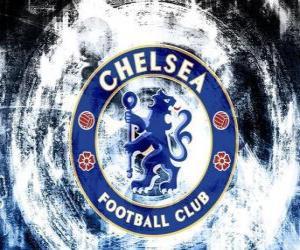 Puzle Escudo de Chelsea F.C.